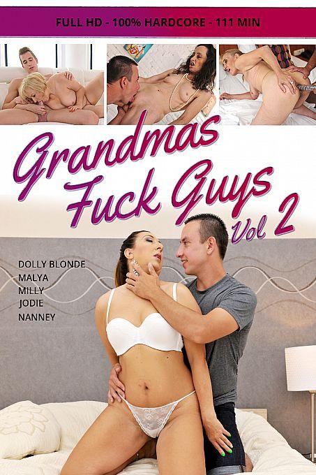 Grandmas Fuck Guys vol 2
