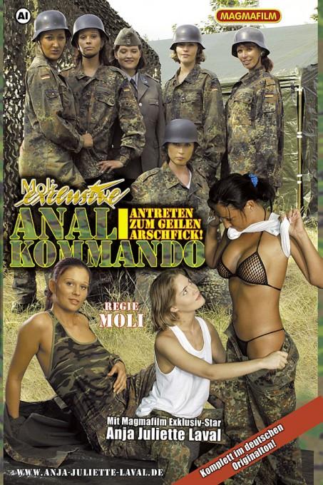 Classics: Anal Kommando - Antreten zum geilen Arschfick