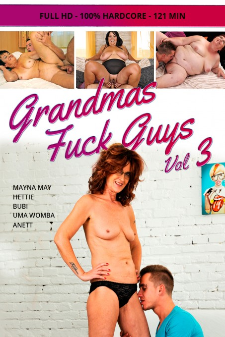Grandmas Fuck Guys 3