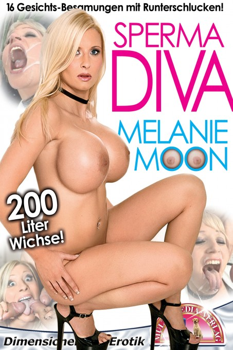 Sperma Diva Melanie Moon
