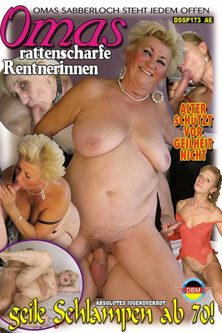 Omas Rattenscharfe Rentnerinnen