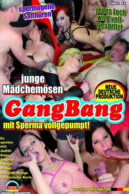 Gangbang Junge Madchemosen Mit Sperma Vollgepumpt