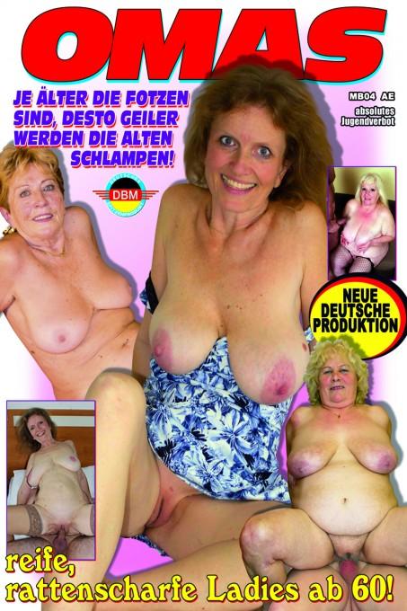 Omas reife, rattenscharfe Ladies Ab 60