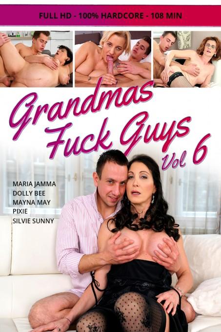 Grandmas Fuck Guys 6