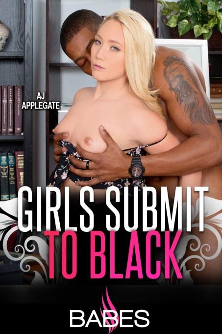 Girls Submit To Black