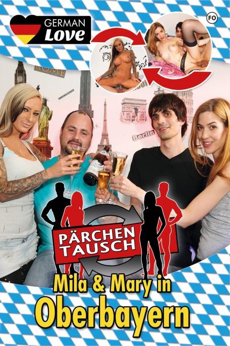 Pärchentausch - Mila und Mary in Oberbayern