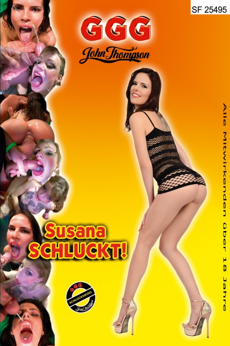 Susana schluckt