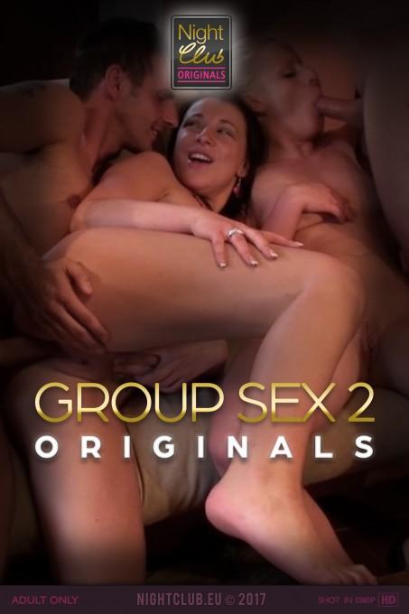 Group sex 2- Nightclub Original Series