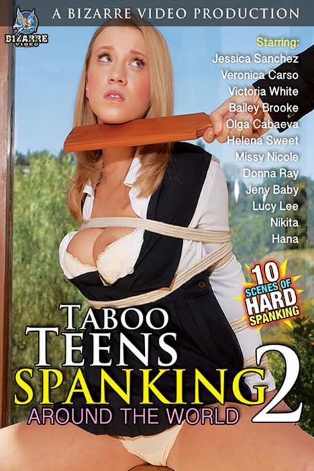 Taboo Teens Spanking 2 Around the World