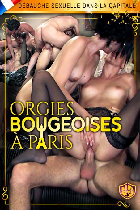 Orgies bourgeoises à Paris