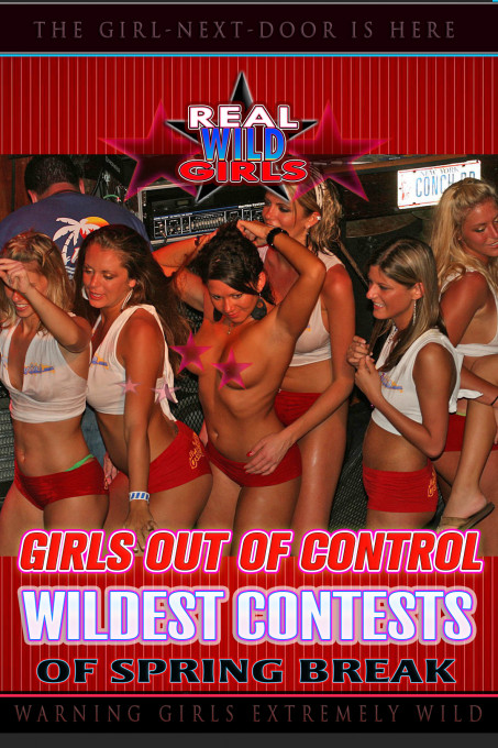 Spring Break Hot Body Contests Nude & Raw!