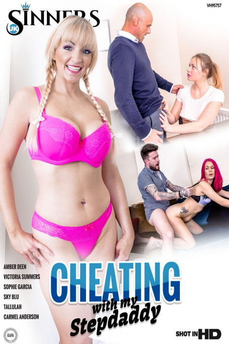 Cheating With My Stepdaddy