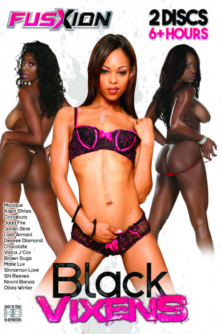 Black Vixens Part 2