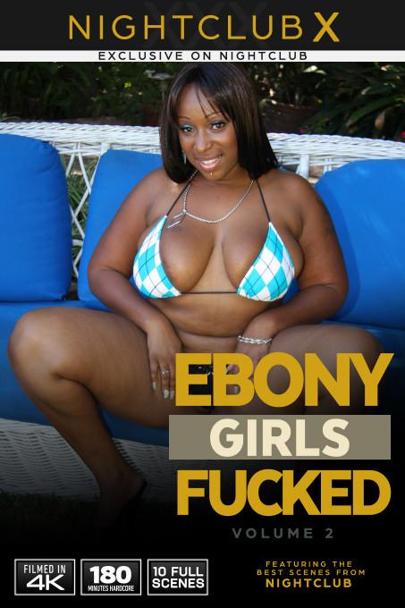 Ebony Girls Fucked 2