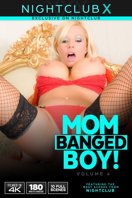 Mom Banged Boy 4