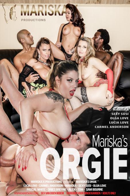 Mariska's Orgie