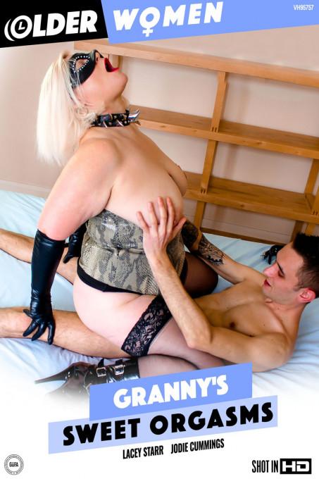 Granny's Sweet Orgasms