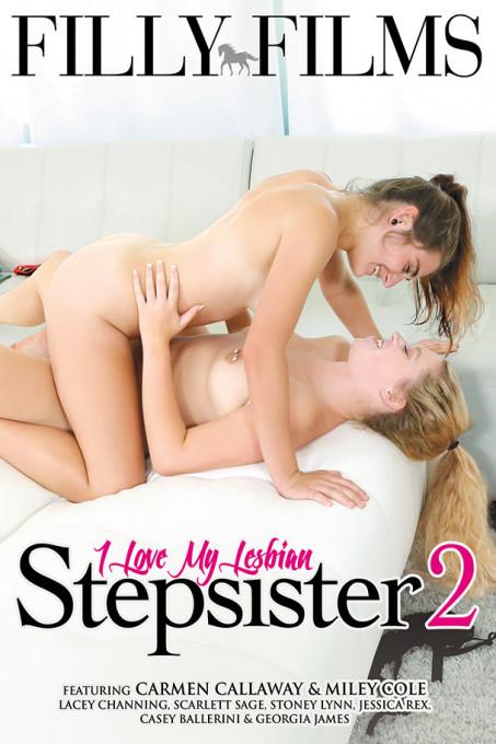 I Love My Lesbian Stepsister #2