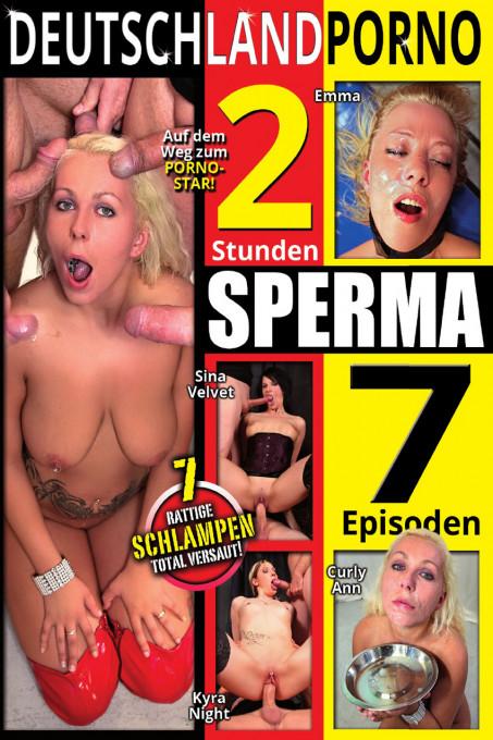 2 Stunden Sperma