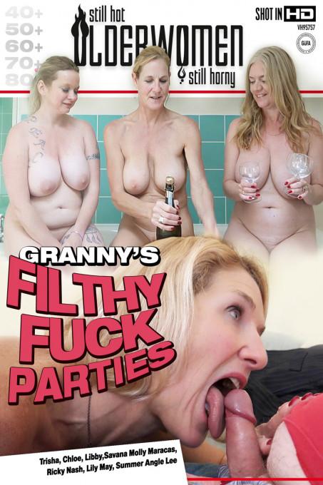Granny's Filthy Fuck Parties