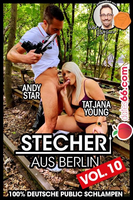 Tatjana Young und der Stecher ficken im Stadtwald