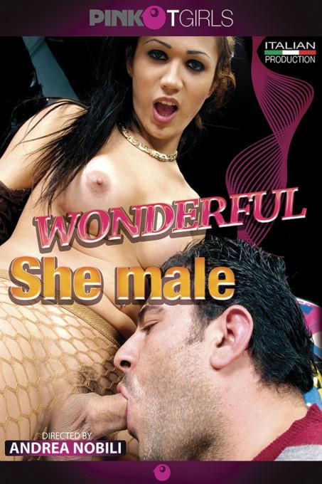 Wonderful She male