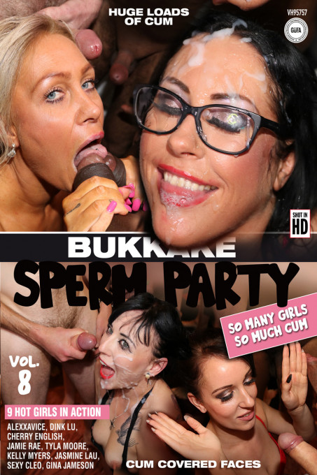 Bukkake Sperm Party Volume 8