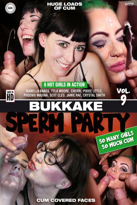 Bukkake Sperm Party Volume 9