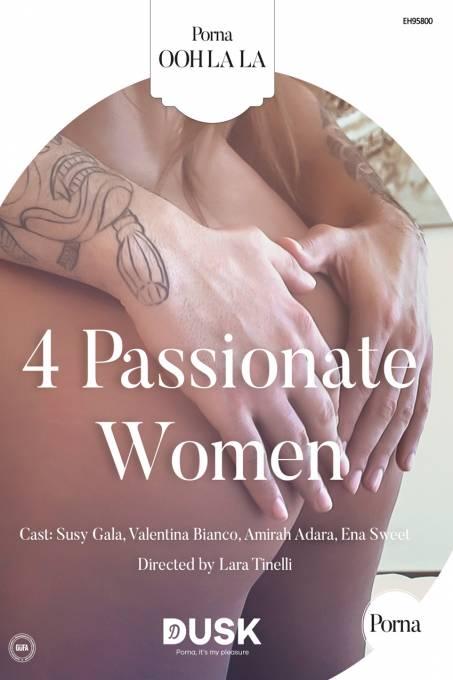 4 Passionate Women