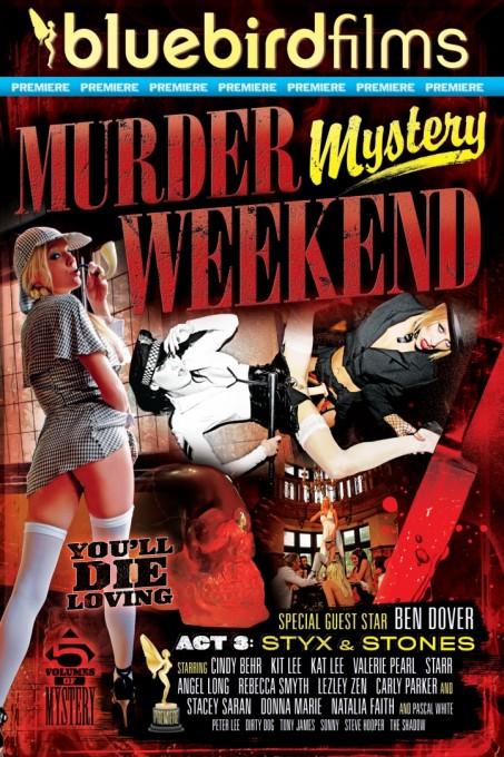 Murder Mystery Weekend Act 3