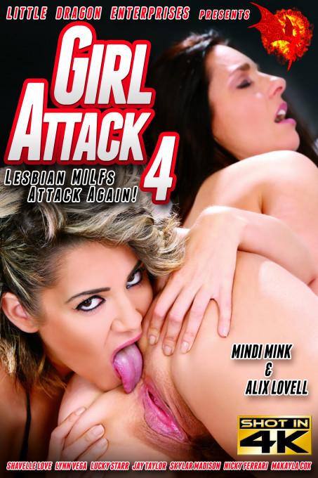 Girl Attack 4