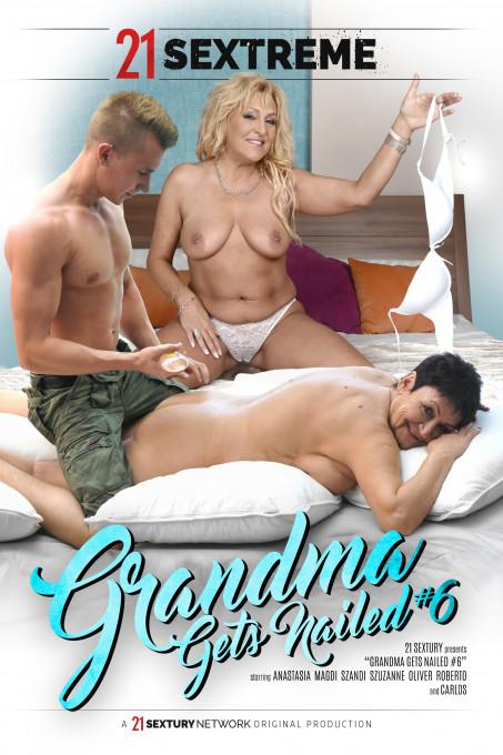 Grandma Gets Nailed 6