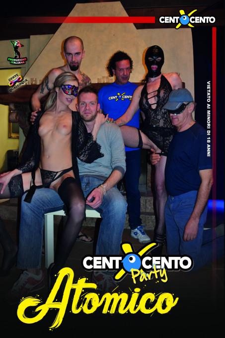 Centoxcento Party Atomico