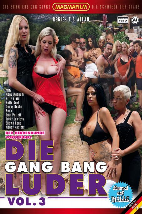 Die Gang Bang Luder 3 - Diesmal auf Malle