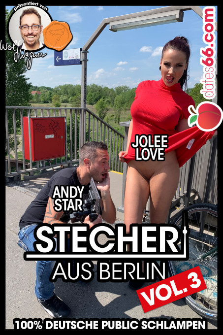 Andy verpasst Jolee eine heiße Spermaladung