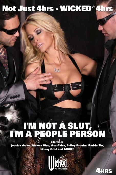 4hr - Im Not A Slut Im A People Person