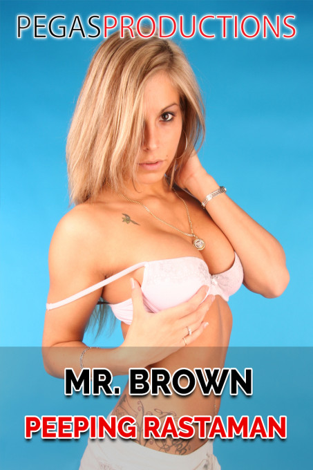 Mr. Brown Peeping Rastaman