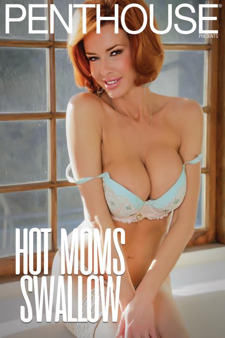 Hot Moms Swallow