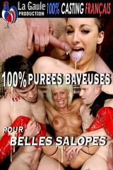 100% Purées Baveuses pour Belles Salopes