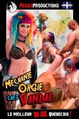 M�chante Orgie Chez Vandal