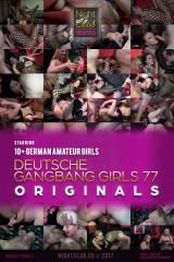 Deutsche Gangbang Girls 77 - Nightclub Amateur Series