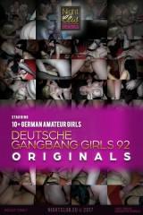 Deutsche Gangbang Girls 92 - Nightclub Amateur Series