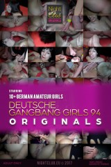 Deutsche Gangbang Girls 94 - Nightclub Amateur Series