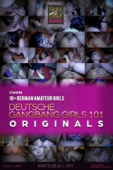 Deutsche Gangbang Girls 101 - Nightclub Amateur Series