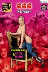 Chessie Kay- Titten und Sperma